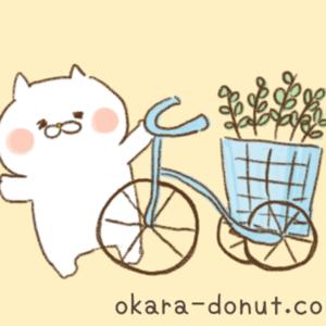 子供用自転車おしゃれ☆女の子におすすめ!18インチで年長~小2まで使用中♪